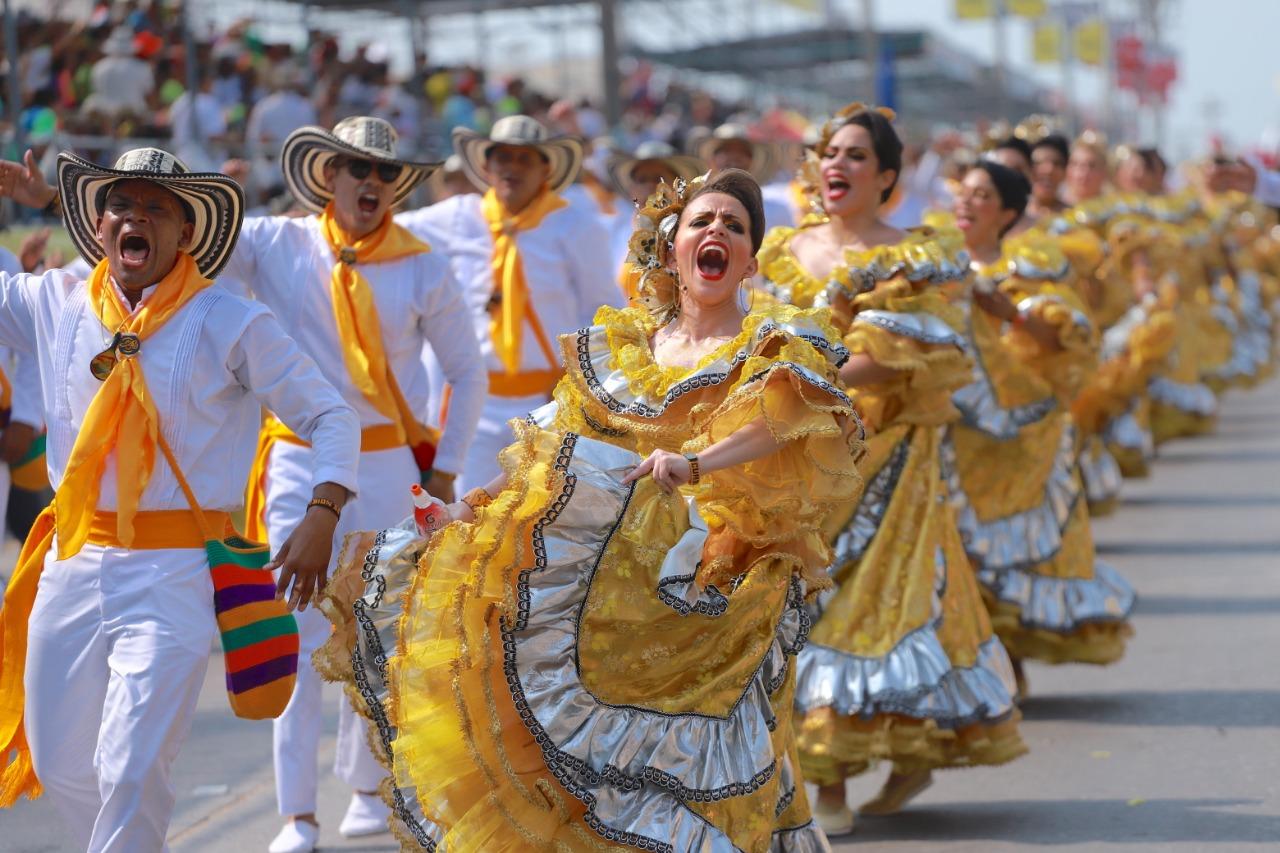 Ganadores Congo de Oro del Carnaval 2019