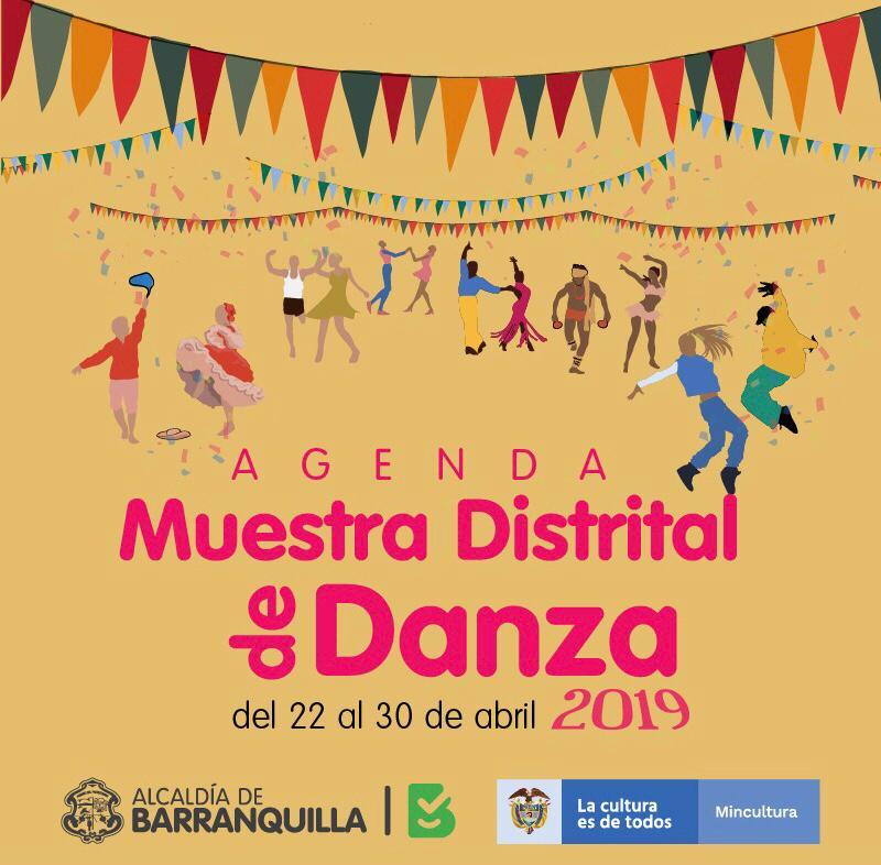 Barranquilla Celebra la Danza