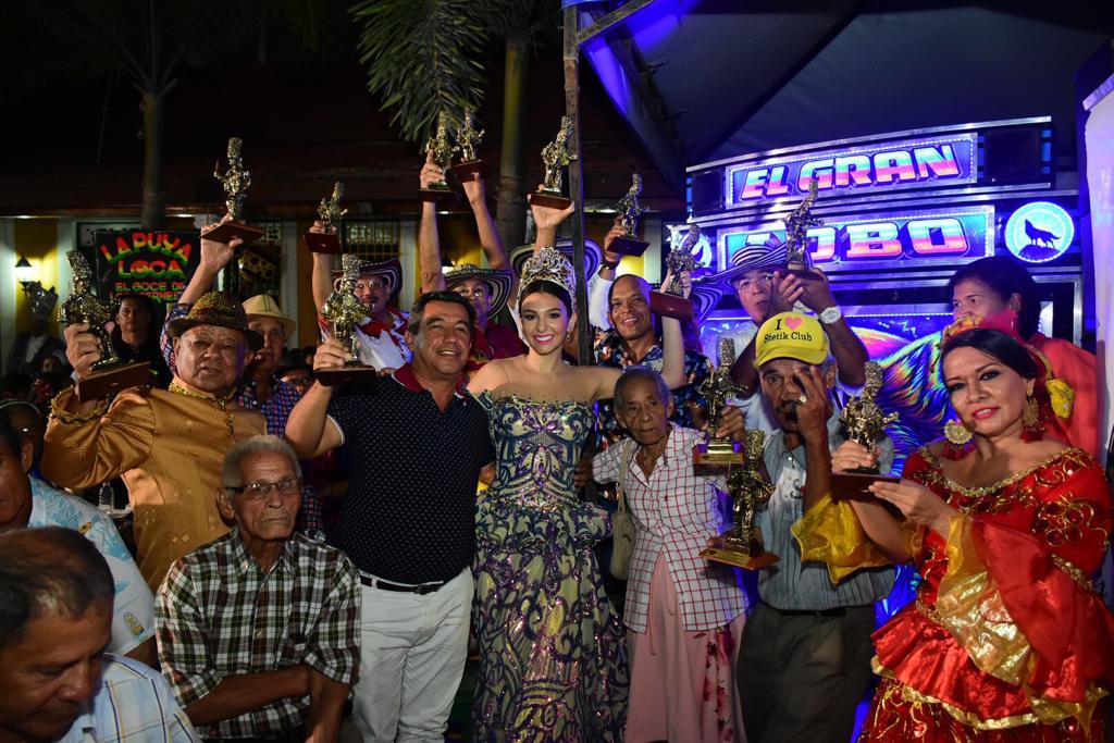 Carnaval de Barranquilla entregó Congo de Oro a ganadores del 2019