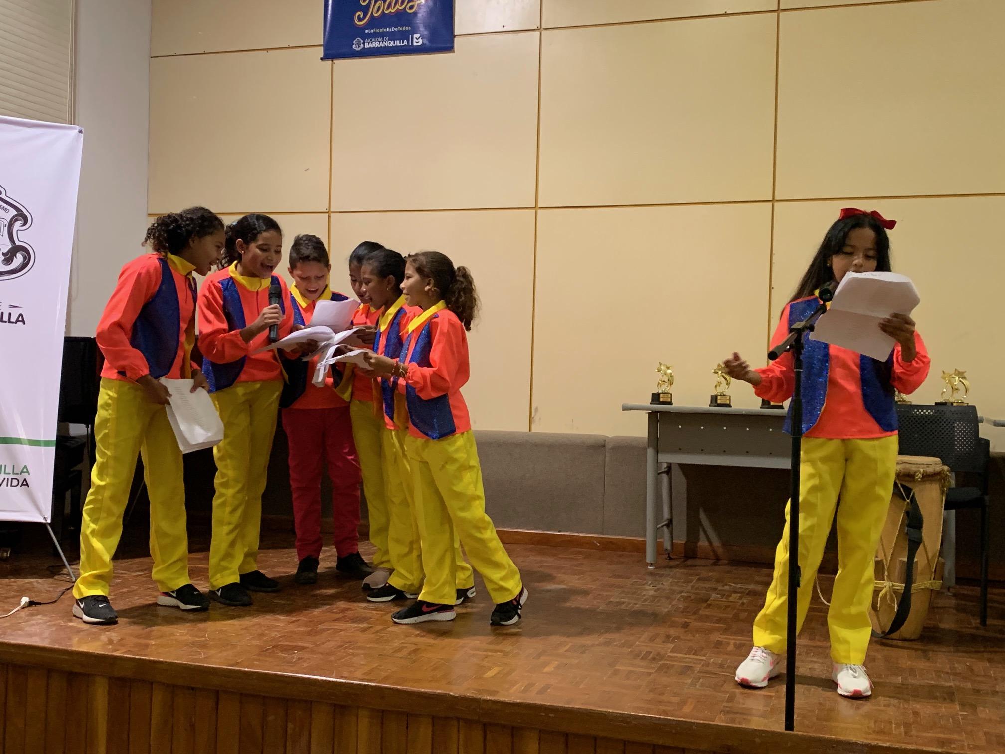 ¡Talento y mucha creatividad en el Festival Estudiantil de Letanías!