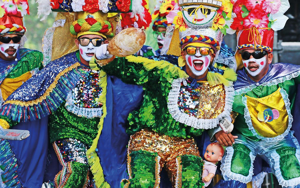 Danzas y Cumbias, protagonistas de la tradición
