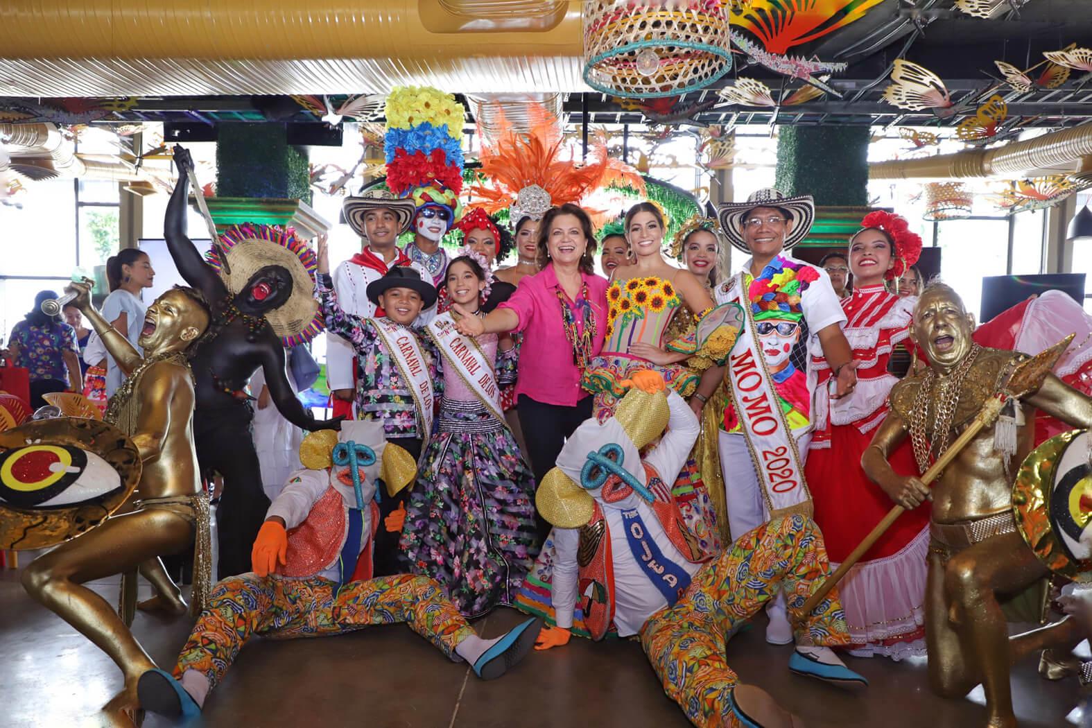 El Carnaval 2020, será ¡Pa' que lo viva, lo baile, lo cante y lo goce la gente!