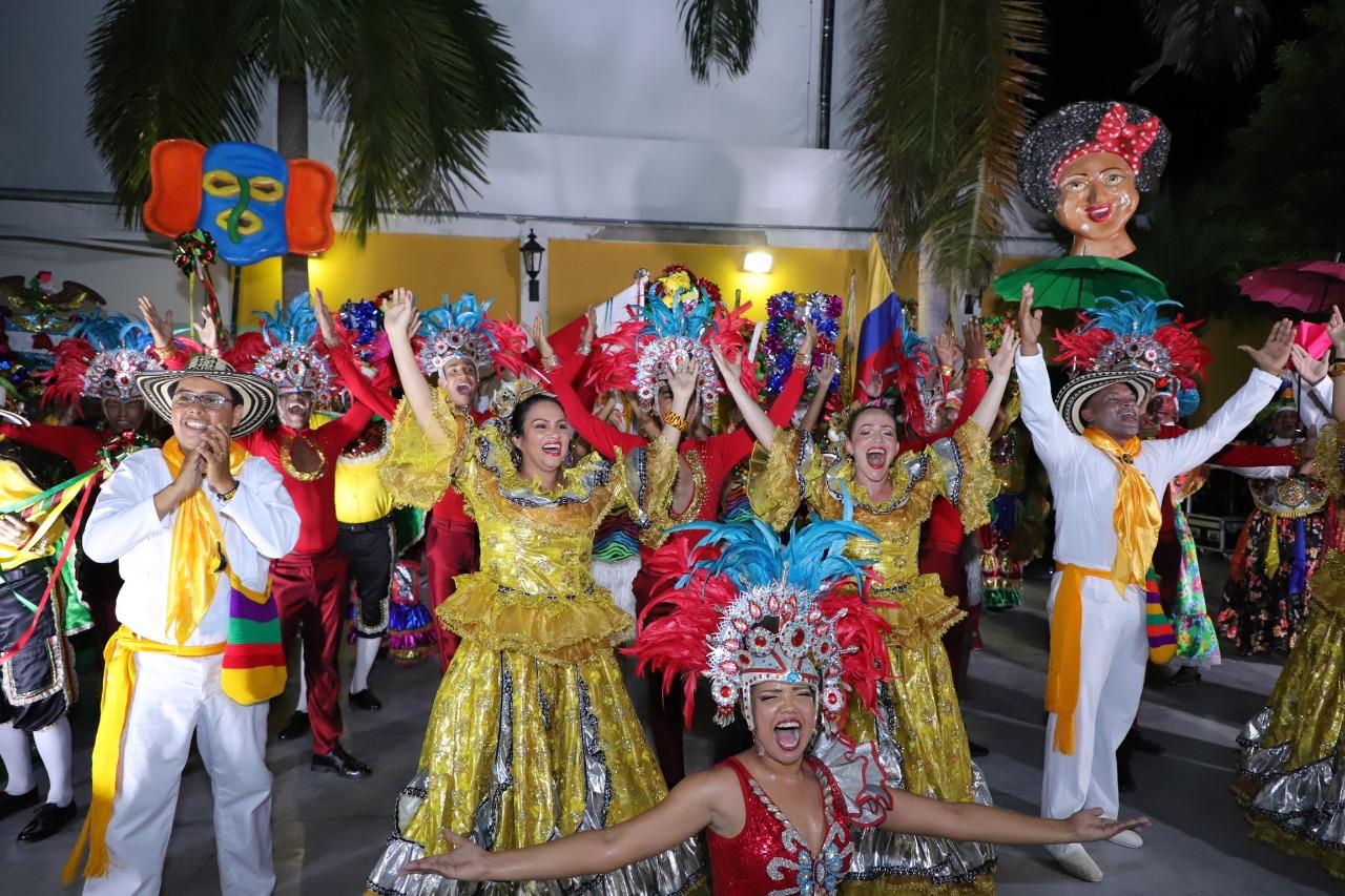 Carnaval de Barranquilla en Cumbre de Unesco
