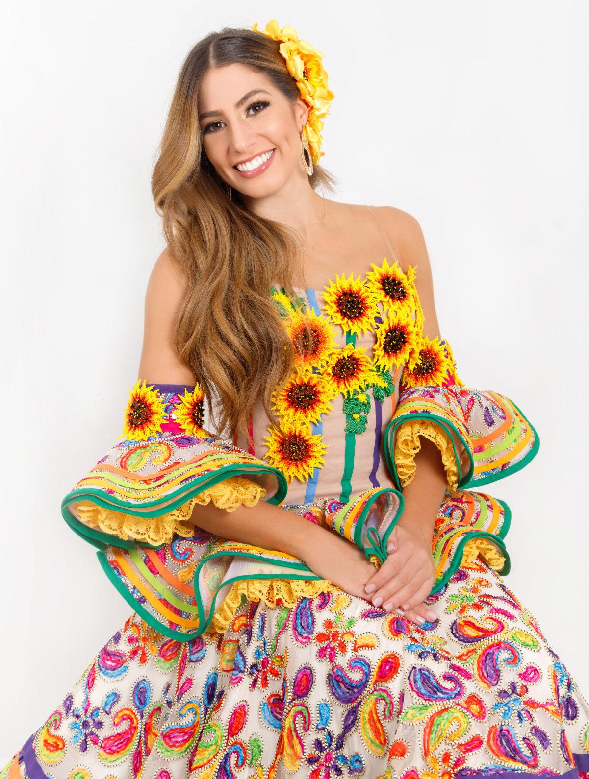Reina del Carnaval 2020 invitada especial a la semana de Colombia en el BID en Washington