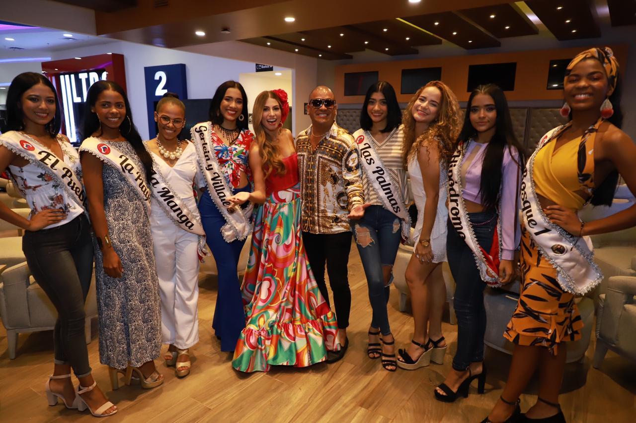 Pa' que lo viva la gente, la canción de la Reina del Carnaval, ya tiene video