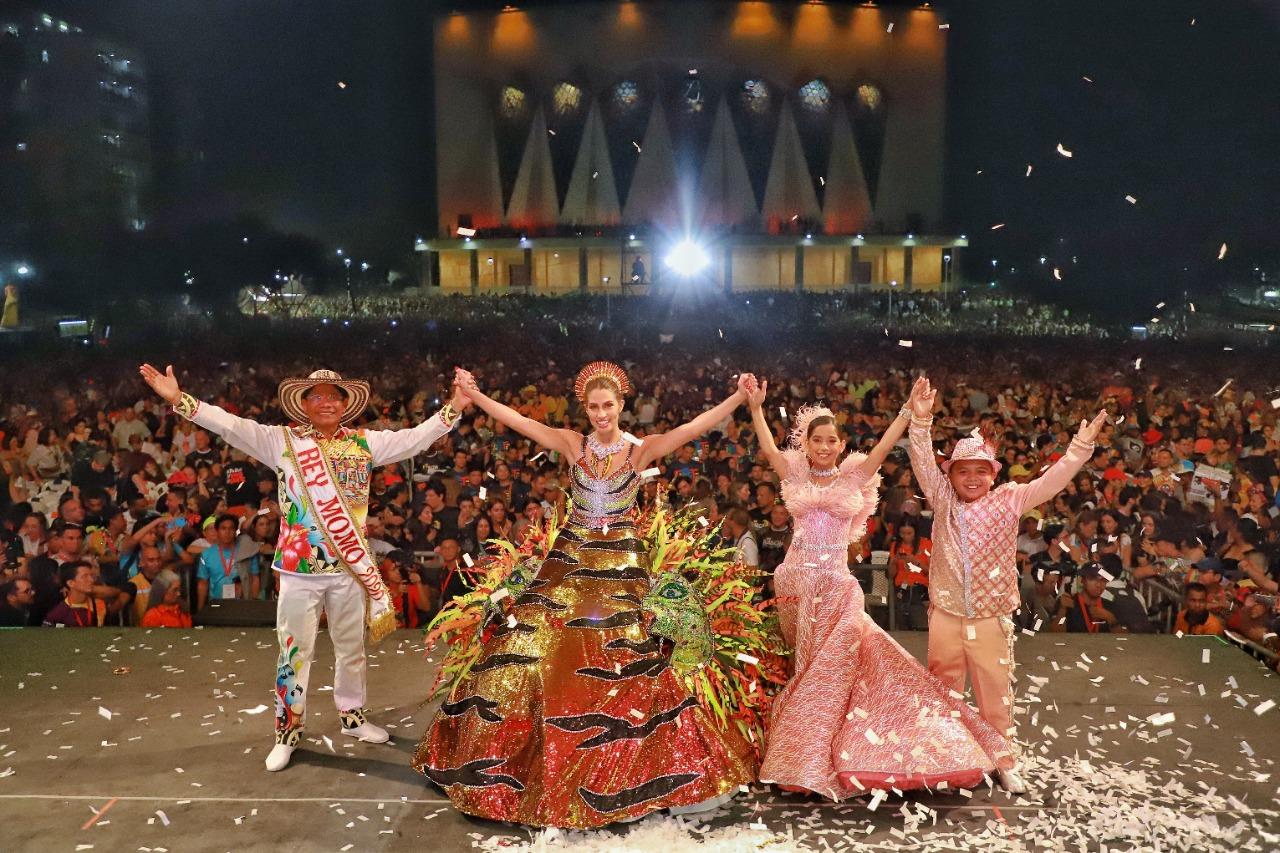 El Carnaval 2020 llega al Palacio de Nariño
