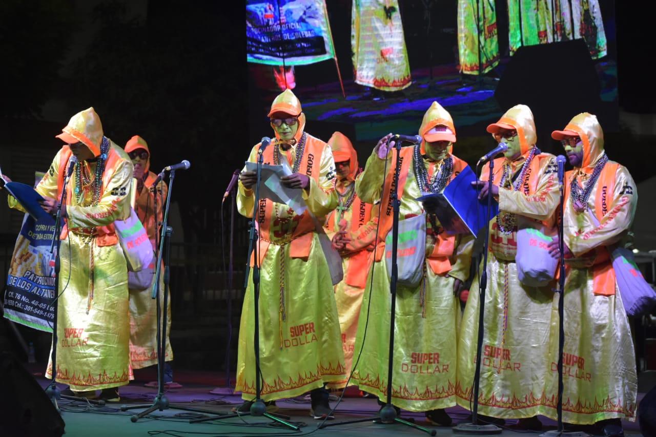 ¡La tradición Oral, protagonista en el Carnaval de la gente!