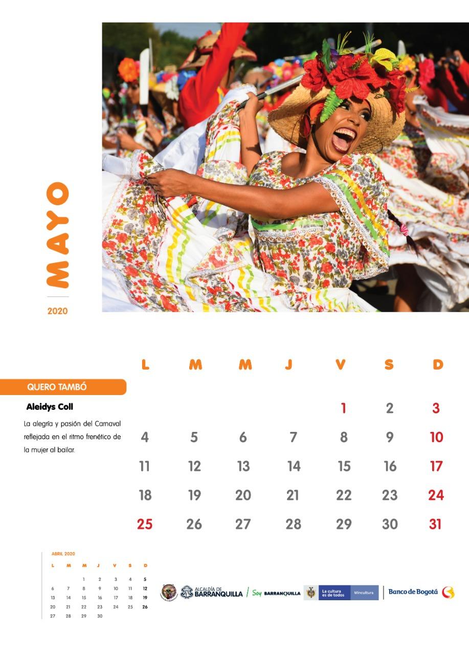 En el día mundial del Arte Carnaval presenta imágenes ganadoras del concurso de fotografía 2020