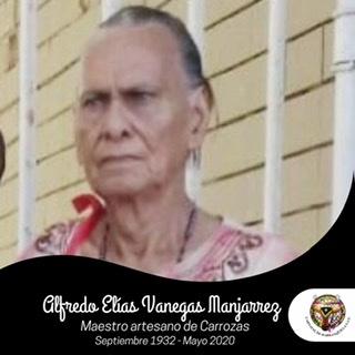 Falleció el maestro Alfredo Vanegas, gran carrocero del Carnaval de Barranquilla