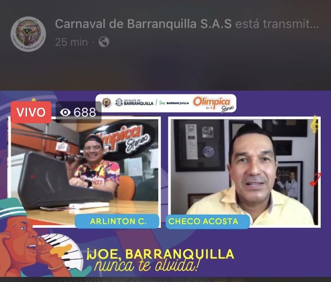 Hoy celebramos 32 años de En Barranquilla me quedo