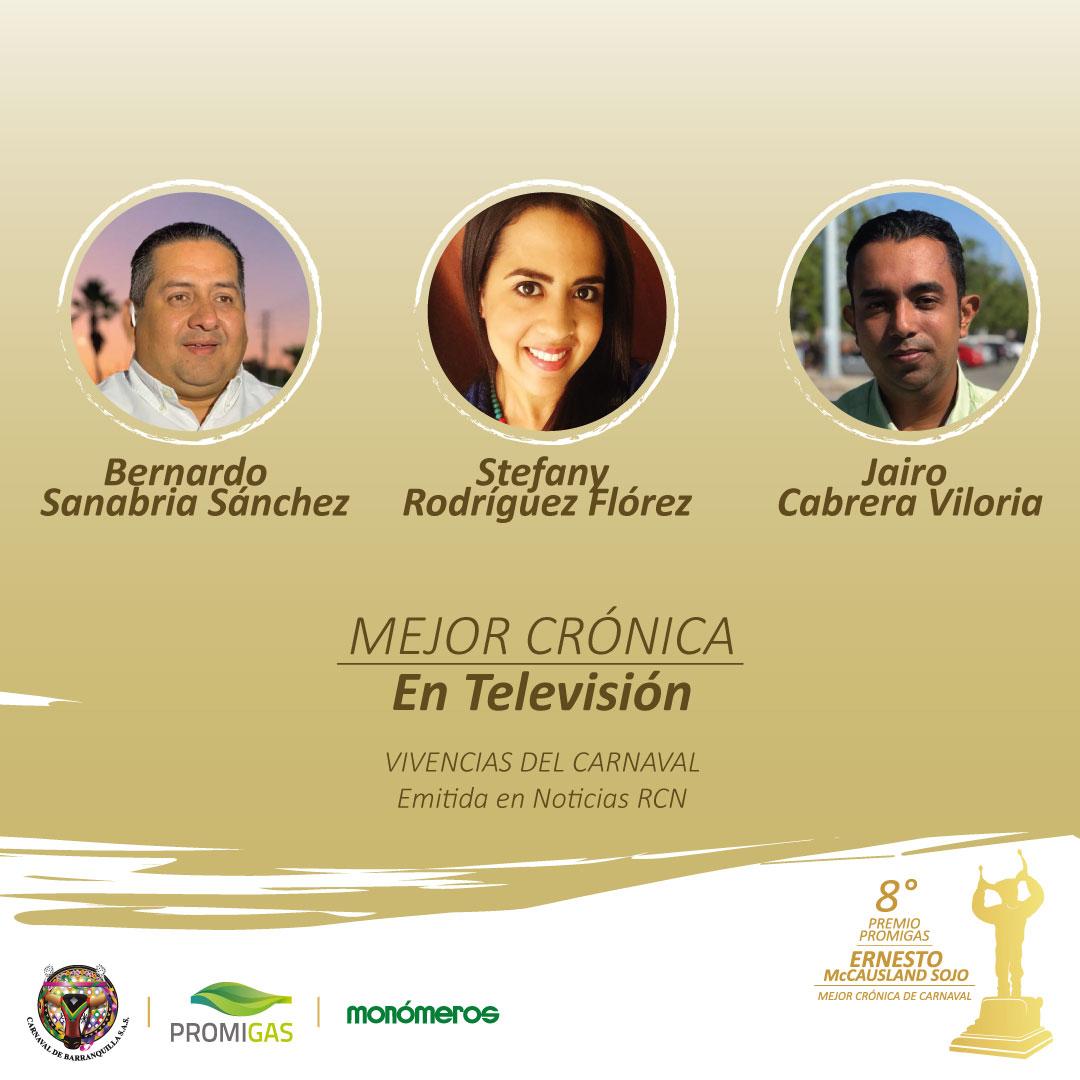 Carnaval premió las mejores crónicas  en el Día del Periodista