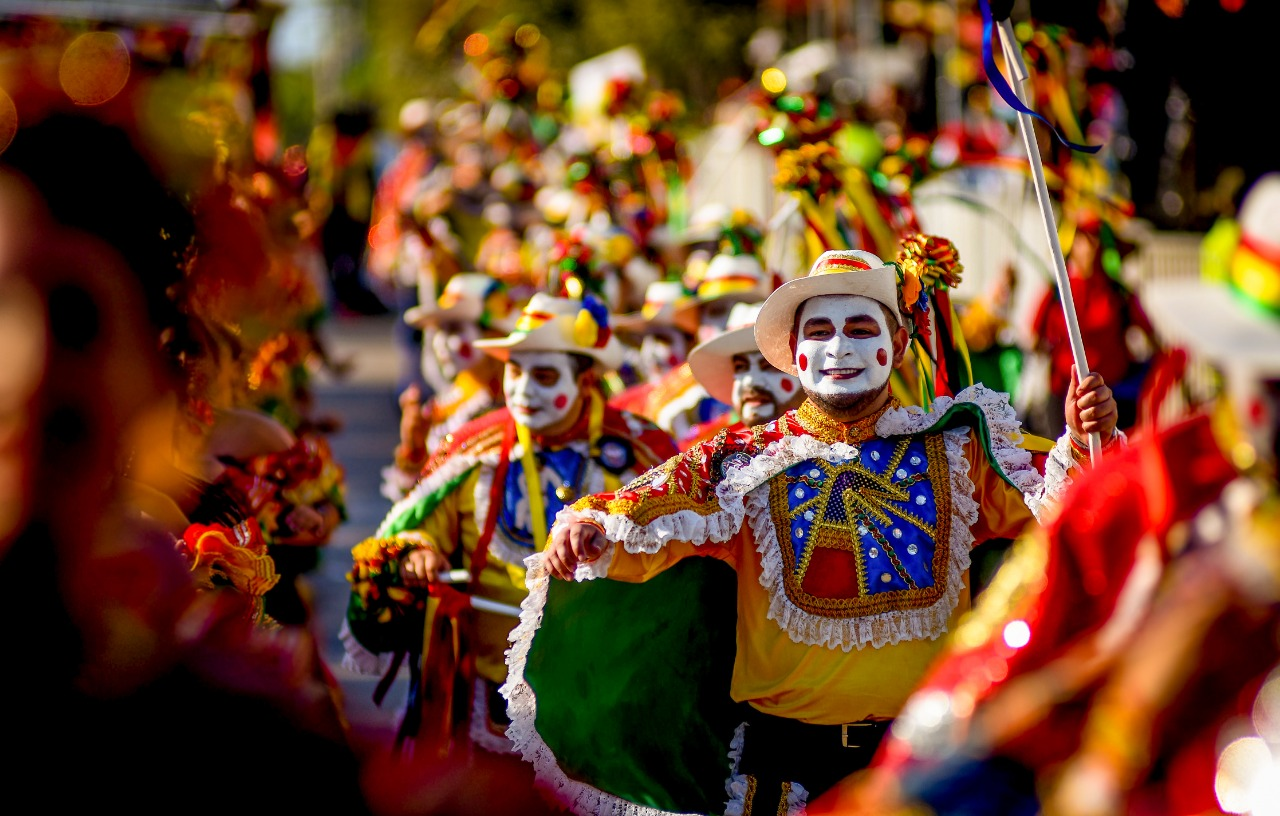 Carnaval de Barranquilla ventana de Colombia en Centroamérica