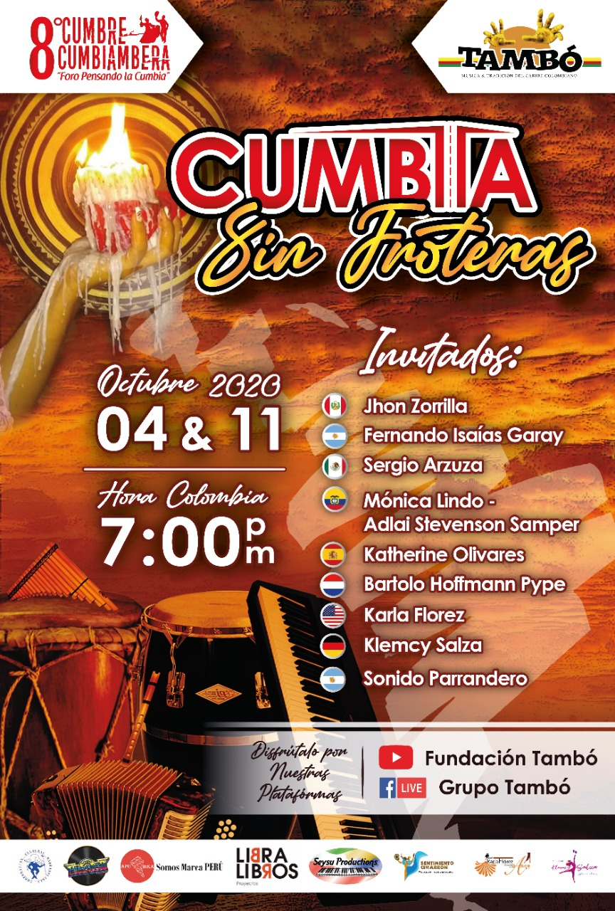 El mes de octubre inicia a ritmo de gaita y cumbia con la Octava Cumbre Cumbiambera