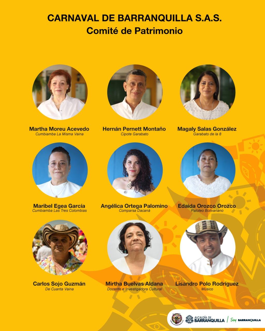Carnaval implementa medidas de Gobierno corporativo para el fortalecimiento de la Fiesta y su gestión institucional