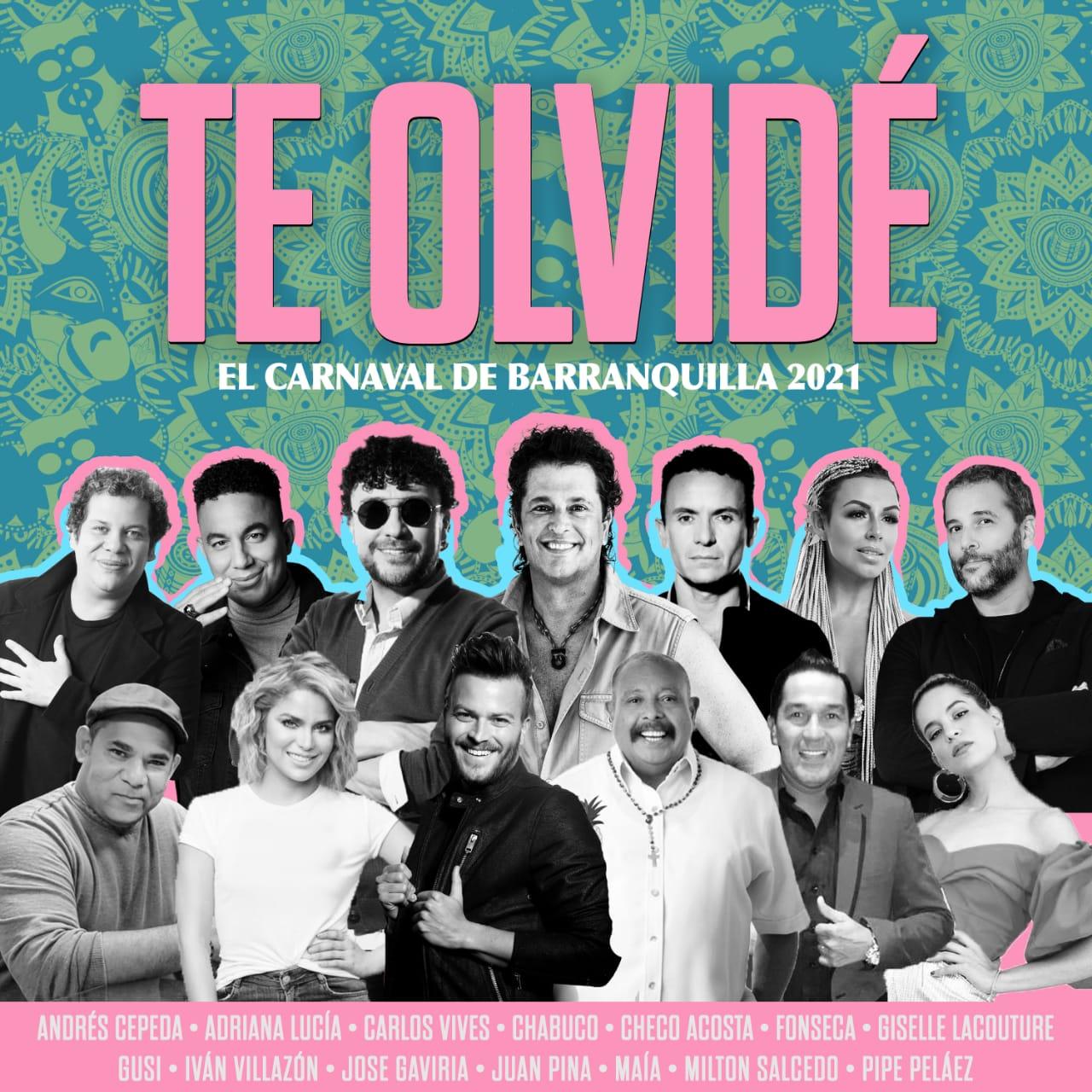 Colombia le canta al Carnaval de Barranquilla